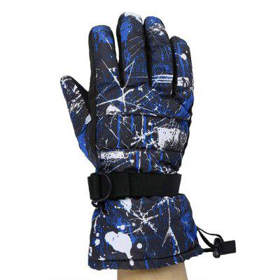 Pair of Unisex Full-finger Windproof Warm-keeping GlovesCycling Gloves<br>Pair of Unisex Full-finger Windproof Warm-keeping Gloves<br><br>Gender: Unisex<br>Package Contents: 1 x Pair of Gloves<br>Package size (L x W x H): 28.00 x 12.00 x 5.00 cm / 11.02 x 4.72 x 1.97 inches<br>Package weight: 0.1750 kg<br>Product weight: 0.1400 kg<br>Style Design: Full Finger