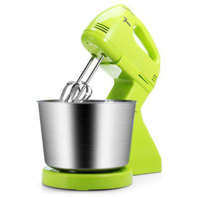 Buy GREEN 180W 7-speed Dough Stand Hand Mixer Whisk Blender for $26.07 in GearBest store