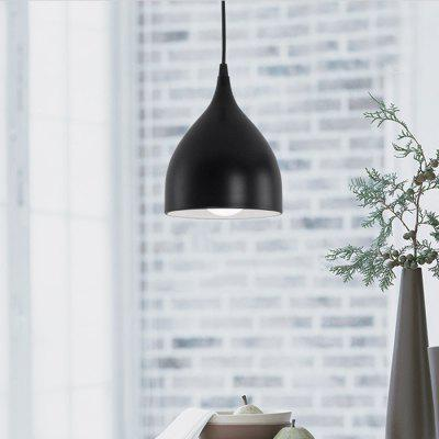 Nordic Style Adjustable Chandelier Lamp 220VPendant Light<br>Nordic Style Adjustable Chandelier Lamp 220V<br><br>Battery Included: No<br>Bulb Base: E27<br>Bulb Included: No<br>Chain / Cord Length ( CM ): 100<br>Features: Designers<br>Fixture Height ( CM ): 20<br>Fixture Length ( CM ): 17<br>Fixture Width ( CM ): 17<br>Light Direction: Downlight<br>Number of Bulb: 1 Bulb<br>Number of Bulb Sockets: 1<br>Package Contents: 1 x Chandelier<br>Package size (L x W x H): 24.00 x 24.00 x 24.00 cm / 9.45 x 9.45 x 9.45 inches<br>Package weight: 2.0400 kg<br>Product weight: 2.0000 kg<br>Shade Material: Aluminum<br>Style: Modern/Contemporary<br>Suggested Room Size: 0 - 5?<br>Suggested Space Fit: Bathroom,Bedroom,Living Room,Study Room<br>Type: Chandeliers, Pendant Light<br>Voltage ( V ): 220V