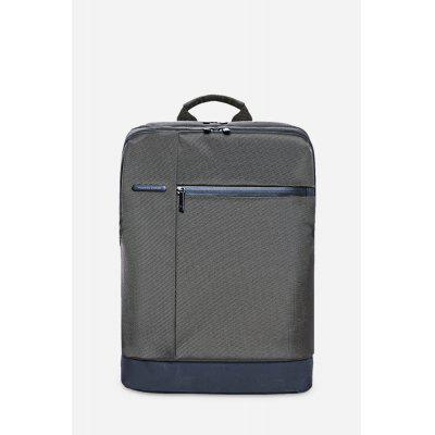 90fen Men Business Dipped Zip BackpackBackpacks<br>90fen Men Business Dipped Zip Backpack<br><br>Closure Type: Zip<br>Package Size(L x W x H): 32.50 x 16.00 x 42.00 cm / 12.8 x 6.3 x 16.54 inches<br>Package weight: 0.5500 kg<br>Packing List: 1 x Backpack<br>Product Size(L x W x H): 30.50 x 14.00 x 40.00 cm / 12.01 x 5.51 x 15.75 inches<br>Product weight: 0.5000 kg<br>Style: Business<br>Type: Backpacks