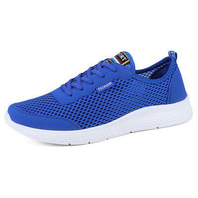 Light Weight Mesh Sports Shoes para mulheres