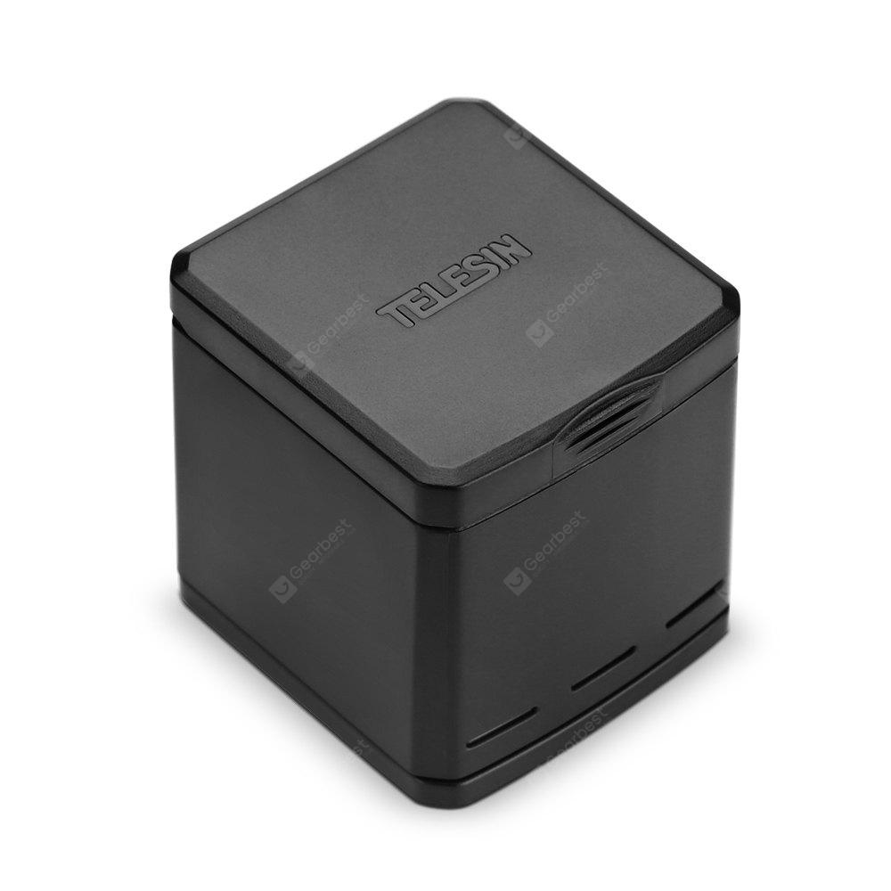 TELESIN Battery Charging Box for Action Camera
