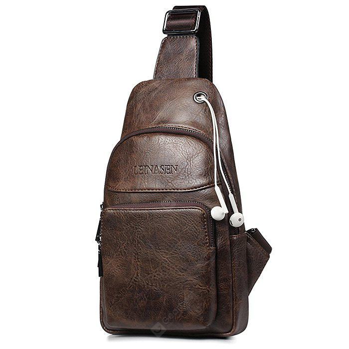 LEINASEN Shoulder Sling Men Bag