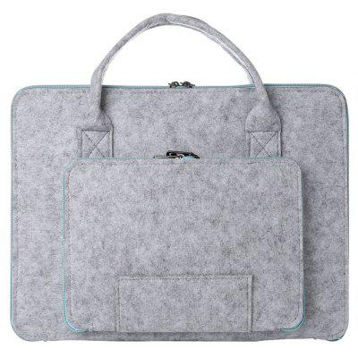 Soft Felt Protective Bag for 13.3 inch Notebook