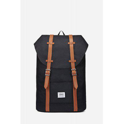 Buy BLACK KAUKKO 18.06L Outdoor Bag Nylon Backpack for $27.45 in GearBest store