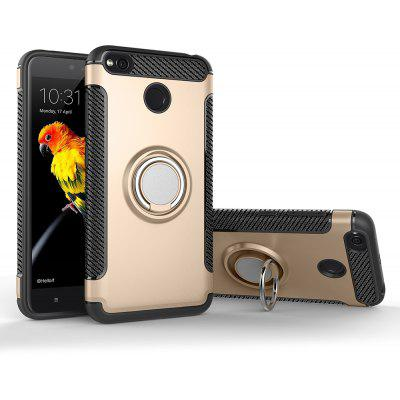 Luanke Ring Holder Armor Cover Case for Xiaomi Redmi 4X
