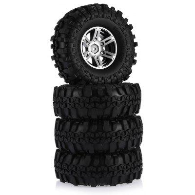AUSTAR AX - 4020A 4pcs High Grip Rubber Tire