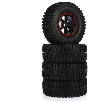 AUSTAR AX - 3020B 4pcs 103mm Rubber Tire