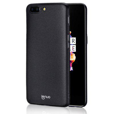 LENUO Matte PC Hard Phone Case Cover for OnePlus 5