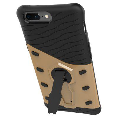 Luanke TPU Bumper PC Cover Kickstand Case for OnePlus 5Cases &amp; Leather<br>Luanke TPU Bumper PC Cover Kickstand Case for OnePlus 5<br><br>Brand: Luanke<br>Compatible Model: OnePlus 5<br>Features: Anti-knock, Back Cover, Cases with Stand<br>Material: PC, TPU<br>Package Contents: 1 x Phone Case<br>Package size (L x W x H): 21.50 x 13.00 x 2.90 cm / 8.46 x 5.12 x 1.14 inches<br>Package weight: 0.0850 kg<br>Product Size(L x W x H): 15.80 x 7.90 x 1.30 cm / 6.22 x 3.11 x 0.51 inches<br>Product weight: 0.0430 kg<br>Style: Modern, Pattern, Cool