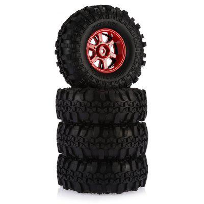 AUSTAR AX - 4020B 4pcs High Grip Rubber Tire
