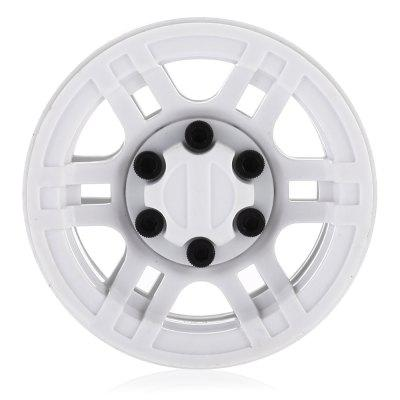 AUSTAR AX - 616WH PC Wheel Hub 4pcs / setRC Car Parts<br>AUSTAR AX - 616WH PC Wheel Hub 4pcs / set<br><br>Brand: AUSTAR<br>Package Contents: 4 x Wheel Hub<br>Package size (L x W x H): 14.00 x 18.00 x 3.00 cm / 5.51 x 7.09 x 1.18 inches<br>Package weight: 0.1630 kg<br>Product weight: 0.1120 kg<br>Type: Wheel Hub