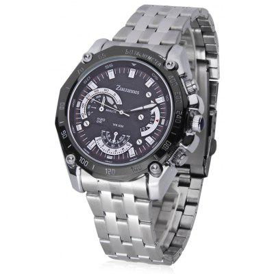 ZUEJANNES 80102G Quartz Men Wristwatch