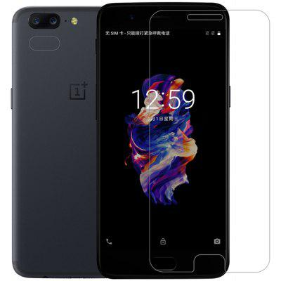 Nillkin Tempered Glass 2.5D Shatter-proof Screen Protector for OnePlus 5