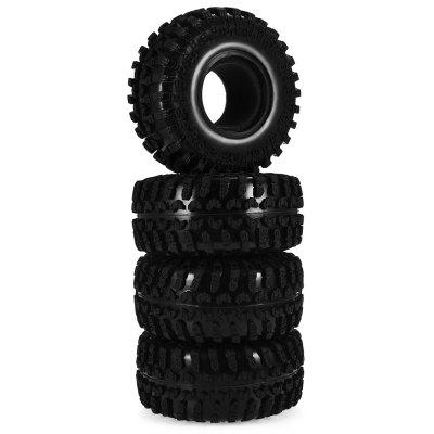AUSTAR AX - 3021 128mm Rubber Tire 4pcs / set
