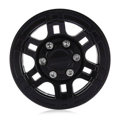 AUSTAR AX - 616BK Wheel Hub 4pcs / setRC Car Parts<br>AUSTAR AX - 616BK Wheel Hub 4pcs / set<br><br>Brand: AUSTAR<br>Package Contents: 4 x Wheel Hub<br>Package size (L x W x H): 14.00 x 18.00 x 8.00 cm / 5.51 x 7.09 x 3.15 inches<br>Package weight: 0.1560 kg<br>Product weight: 0.1200 kg<br>Type: Wheel Hub