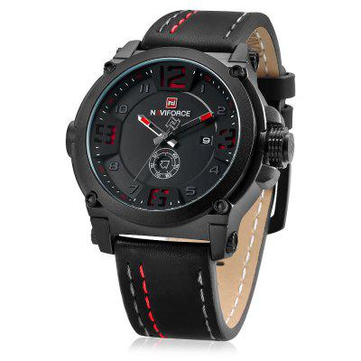 NAVIFORCE 9099 Fashion Men Wristwatch