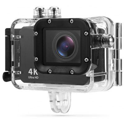 4K Action Camera WiFi 150 Degree Wide Angle