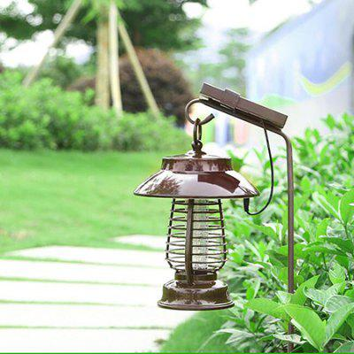 YF - 159 Solar Energy Anti-mosquito Lamp 220VOutdoor Lights<br>YF - 159 Solar Energy Anti-mosquito Lamp 220V<br><br>Color Temperature: 6000-6500k<br>Features: Rechargeable, Waterproof<br>Light Type: Indoor Light,Outdoor Light,Solar Light<br>Luminous Flux: 100LM<br>Material: ABS<br>Optional Light Color: Purple<br>Package Contents: 1 x Anti-mosquito Lamp, 1 x Solar Panel, 1 x  USB, 1 x Stent<br>Package size (L x W x H): 35.00 x 25.00 x 25.00 cm / 13.78 x 9.84 x 9.84 inches<br>Package weight: 1.7300 kg<br>Powered Source: AC,Solar,USB<br>Product size (L x W x H): 29.00 x 22.00 x 22.00 cm / 11.42 x 8.66 x 8.66 inches<br>Product weight: 1.6500 kg<br>Rated Voltage (V): AC 220V<br>Solar Panel : 6V / 2W