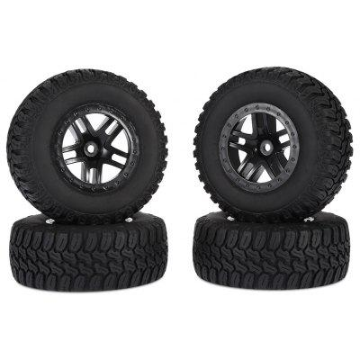 AUSTAR AX - 3006 Rubber Tire 4pcs / set Accessory