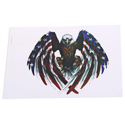Eagle Car Sticker