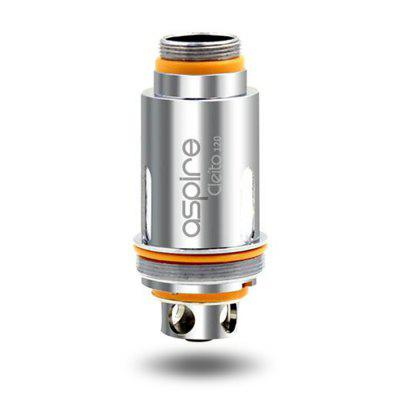 5pcs Aspire Cleito 120 Coil Head 0.16 ohmAccessories<br>5pcs Aspire Cleito 120 Coil Head 0.16 ohm<br><br>Brand: Aspire<br>Material: Kanthal<br>Package Contents: 5 x Coil<br>Package size (L x W x H): 10.80 x 5.60 x 2.20 cm / 4.25 x 2.2 x 0.87 inches<br>Package weight: 0.0980 kg<br>Product size (L x W x H): 3.90 x 1.20 x 1.20 cm / 1.54 x 0.47 x 0.47 inches<br>Product weight: 0.0170 kg