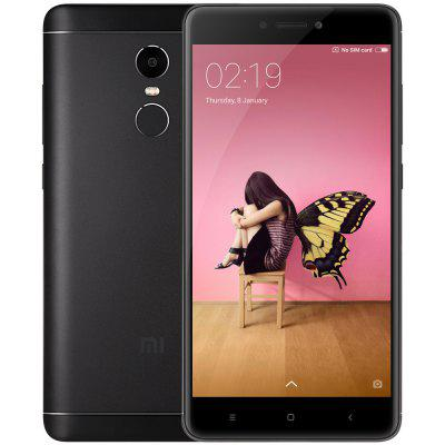 Gearbest Xiaomi Redmi Note 4X 4G Phablet - INTERNATIONAL VERSION 3GB RAM 32GB ROM BLACK: $139.11 with Coupon:' AFF1156' promotion