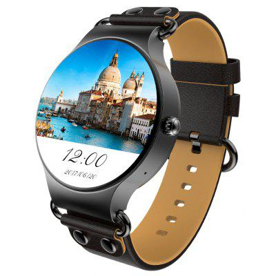 LEMFO LEF1 3G Smartwatch mit Bluetooth 4.0 Android 5.1