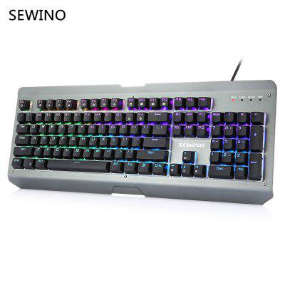 SEWINO KA002 - 104RGB Mechanical Keyboard