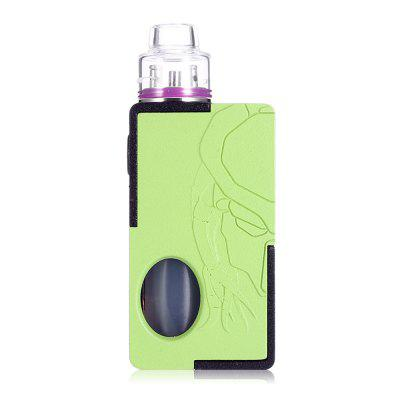 YILOONG VAPE 3D Predator Box BF Mod KitMod kits<br>YILOONG VAPE 3D Predator Box BF Mod Kit<br><br>Atomizer Type: Rebuildable Drippers, Rebuildable Atomizer<br>Battery Form Factor: 18650<br>Battery Quantity: 1pc ( not included )<br>Brand: YILOONG<br>Connection Threading of Battery: 510<br>Material: Stainless Steel, Resin, Glass<br>Model: 3D Predator Box BF<br>Package Contents: 1 x Mod, 1 x Atomizer, 1 x Accessories Bag<br>Package size (L x W x H): 7.90 x 13.60 x 3.30 cm / 3.11 x 5.35 x 1.3 inches<br>Package weight: 0.1790 kg<br>Product size (L x W x H): 11.00 x 4.60 x 2.60 cm / 4.33 x 1.81 x 1.02 inches<br>Product weight: 0.0810 kg