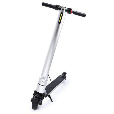 Aluminum Alloy 6 inch 5200mAh Battery Folding Electric Scooter