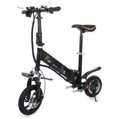 YT TUHUAN Electric Folding Bike