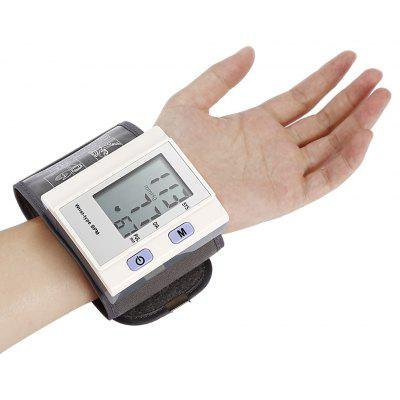 Wrist Automatic Digital Blood Pressure Monitor