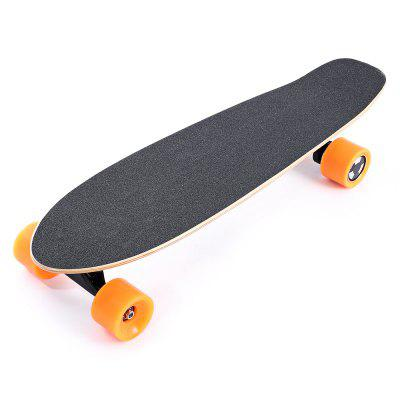 Remote Control 4-wheel Electric Skateboard Maple Slide Board
