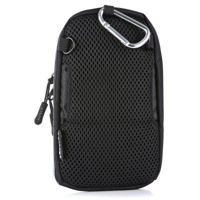 AONIJIE Portable Sports Arm Bag 6 inch Mobile Phone PouchWaistpacks<br>AONIJIE Portable Sports Arm Bag 6 inch Mobile Phone Pouch<br><br>Brand: AONIJIE<br>For: Casual, Exercise and Fitness, Sports<br>Package Contents: 1 x AONIJIE Arm Bag, 1 x Strap, 1 x Arm Belt, 1 x Buckle<br>Package size (L x W x H): 24.00 x 14.00 x 4.00 cm / 9.45 x 5.51 x 1.57 inches<br>Package weight: 0.1950 kg<br>Product size (L x W x H): 17.50 x 10.00 x 3.00 cm / 6.89 x 3.94 x 1.18 inches<br>Product weight: 0.0700 kg