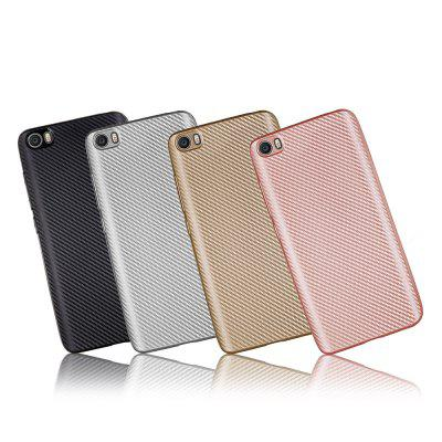Luanke Carbon Fiber TPU Soft Case Cover for Xiaomi Mi 5Cases &amp; Leather<br>Luanke Carbon Fiber TPU Soft Case Cover for Xiaomi Mi 5<br><br>Brand: Luanke<br>Compatible Model: Mi 5<br>Features: Anti-knock, Back Cover<br>Mainly Compatible with: Xiaomi<br>Material: Carbon Fiber, TPU<br>Package Contents: 1 x Phone Case<br>Package size (L x W x H): 20.50 x 12.00 x 2.00 cm / 8.07 x 4.72 x 0.79 inches<br>Package weight: 0.0610 kg<br>Product Size(L x W x H): 14.60 x 7.40 x 1.00 cm / 5.75 x 2.91 x 0.39 inches<br>Product weight: 0.0180 kg<br>Style: Pattern, Modern