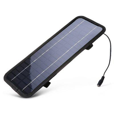 ZDM TYN - 4512 - 80 Monocrystalline Silicon Solar PanelCar Charger<br>ZDM TYN - 4512 - 80 Monocrystalline Silicon Solar Panel<br><br>Accessory type: Solar Panel<br>Brand: ZDM<br>Color: Black<br>Material: Monocrystalline Silicon<br>Package Contents: 1 x Monocrystalline Silicon Solar Panel, 1 x Clamp Connection Wire, 1 x Car Power Cable, 2 x Sucker<br>Package size (L x W x H): 35.00 x 14.00 x 4.00 cm / 13.78 x 5.51 x 1.57 inches<br>Package weight: 0.3400 kg<br>Product size (L x W x H): 32.00 x 12.00 x 0.60 cm / 12.6 x 4.72 x 0.24 inches<br>Product weight: 0.2800 kg