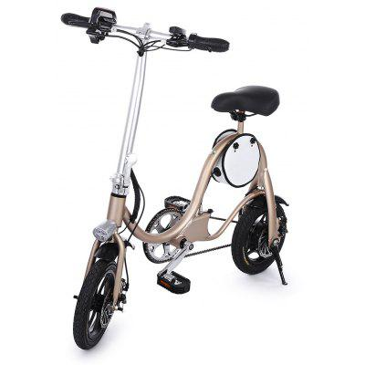YT S1 Electric Folding Bike