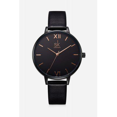 K0039 Fashion Quartz Women Wristwatch