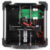 Decaker Mini Type 1500mW DIY Laser Engraver - BLACK