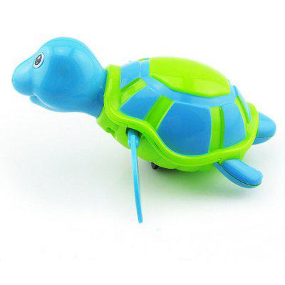 Kinder Wind Up Turtle Clockwork Schwimmende Bad Spielzeug
