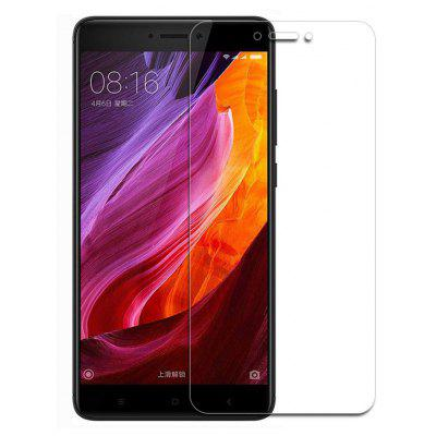 2pcs Naxtop 2.5D Tempered Glass Screen Film for Xiaomi Redmi 4X