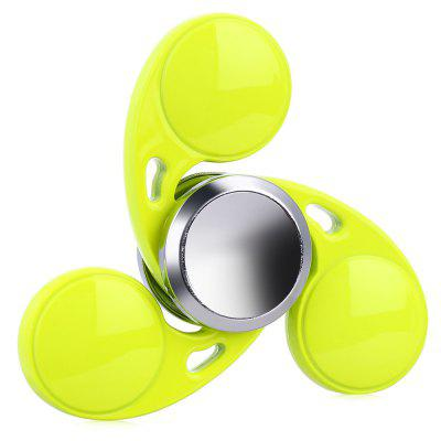 Three-leaf Spinning Blade Ceramic Fidget SpinnerFidget Spinners<br>Three-leaf Spinning Blade Ceramic Fidget Spinner<br><br>Center Bearing Material: Stainless Steel<br>Color: Yellow<br>Frame material: Ceramic<br>Package Contents: 1 x Fidget Spinner<br>Package size (L x W x H): 8.50 x 8.50 x 1.80 cm / 3.35 x 3.35 x 0.71 inches<br>Package weight: 0.1060 kg<br>Product size (L x W x H): 6.50 x 6.50 x 1.40 cm / 2.56 x 2.56 x 0.55 inches<br>Product weight: 0.0740 kg<br>Swing Numbers: Tri-Bar<br>Type: Triple Blade