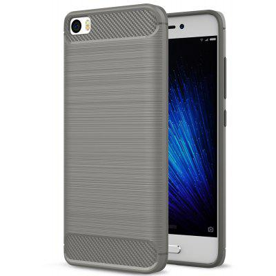 ASLING Brushed Finish Phone Case Protector for Xiaomi Mi 5