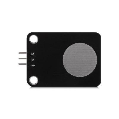 LandaTianrui LDTR - HM0018 Touch Sensor Switch ModuleSensors<br>LandaTianrui LDTR - HM0018 Touch Sensor Switch Module<br><br>Brand: Landa Tianrui<br>Material: FR4<br>Model: LDTR - HM0018<br>Package Contents: 1 x Touch Sensor Switch Module, 1 x 3-pin Dupont Wire ( 20cm ), 1 x Plastic Box<br>Package Size(L x W x H): 6.00 x 4.50 x 2.00 cm / 2.36 x 1.77 x 0.79 inches<br>Package weight: 0.0240 kg<br>Pins: GND,SIG,VCC<br>Product Size(L x W x H): 3.80 x 2.00 x 0.50 cm / 1.5 x 0.79 x 0.2 inches<br>Product weight: 0.0050 kg<br>Type: Sensor Module
