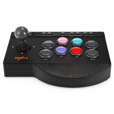 PXN - 0082 Arcade Game Joystick ControllerGame Controllers<br>PXN - 0082 Arcade Game Joystick Controller<br><br>Cable length: 180CM<br>Compatible with: PC, PS3, PS4, Xbox one<br>Connection Type: Wired<br>Features: Cable<br>Interface: USB<br>Material: ABS<br>Model: PXN<br>Package Contents: 1 x Arcade Joystick, 1 x English / Chinese  Instruction<br>Package size: 28.00 x 20.60 x 12.30 cm / 11.02 x 8.11 x 4.84 inches<br>Package weight: 0.9910 kg<br>Product size: 24.70 x 16.80 x 10.00 cm / 9.72 x 6.61 x 3.94 inches<br>Product weight: 0.7260 kg<br>System support: PC
