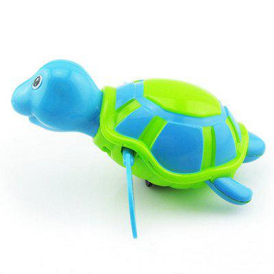 Kids Wind Up Turtle Clockwork Floating Bath Toy