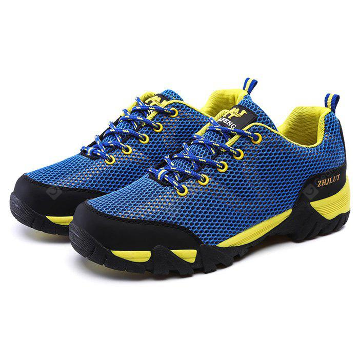 Durable Rubber Soles Hiking Shoes for Men
