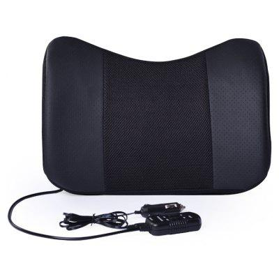 CARSETCITY CS - 24122 Car Electric Lumbar Massage Cushion