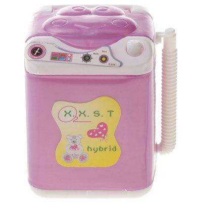 Buy COLORMIX Doll House Miniature Washing Machine Toy for $1.74 in GearBest store